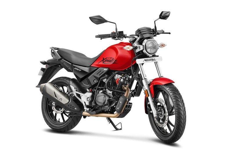 Hero sales in 200cc segment