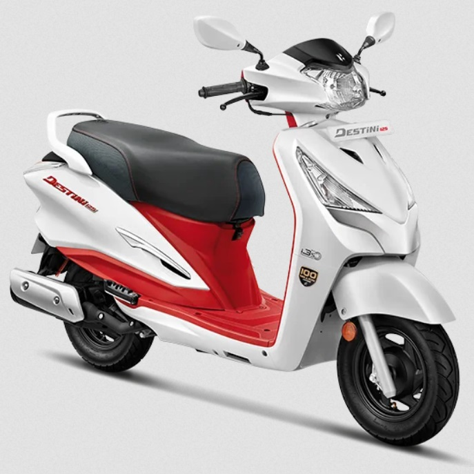 Scooter Sales FY21