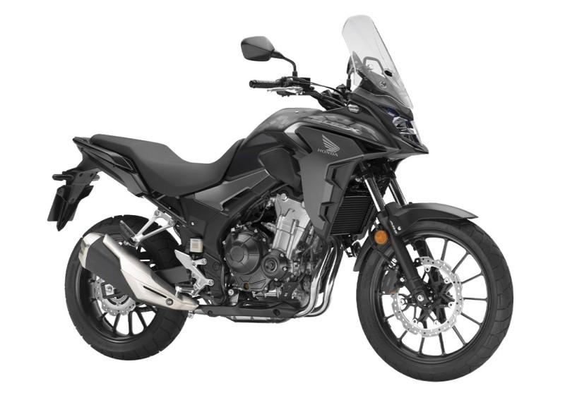 Honda CB500X deliveries