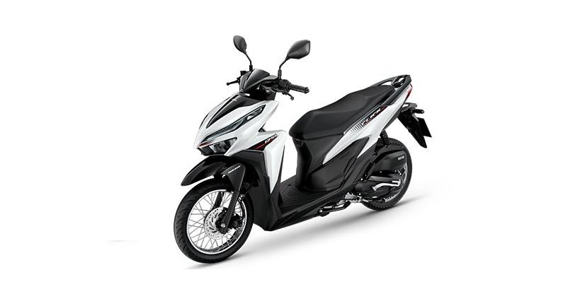 Upcoming Honda scooter