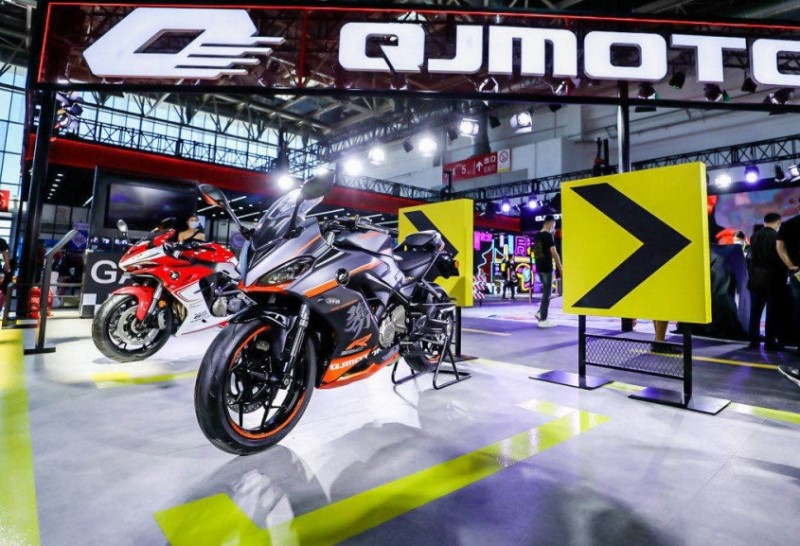 QJMotor launch