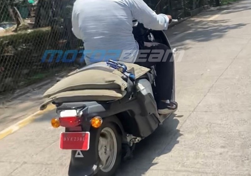 Hondas first electric scooter for India