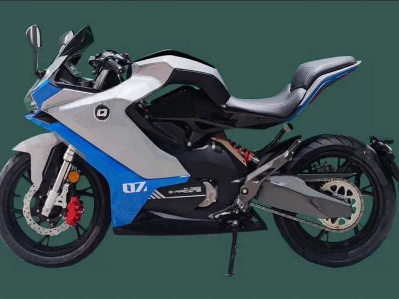 Benelli electric motorcycle
