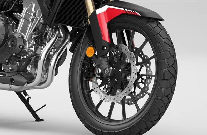 2022 Honda CB500X changes