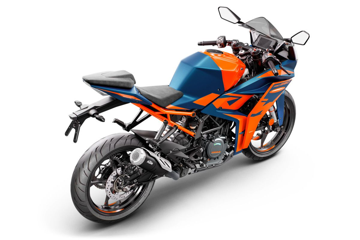 2022 RC390 launch update