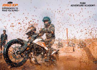 ktm pro xp event India