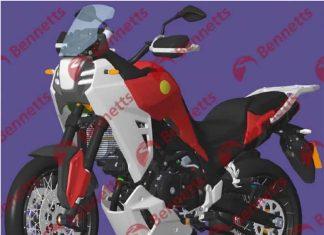 Benelli upcoming 650 cc adv bike