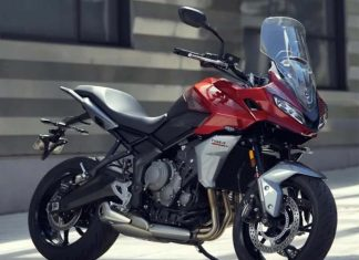 tiger sport 660 unveiled